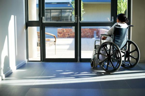Nursing home abusee